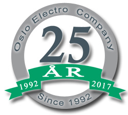Oslo Electro Company 25 år